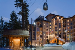 pet friendly hotel in mammoth, calif