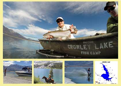 crowley lake fish camp